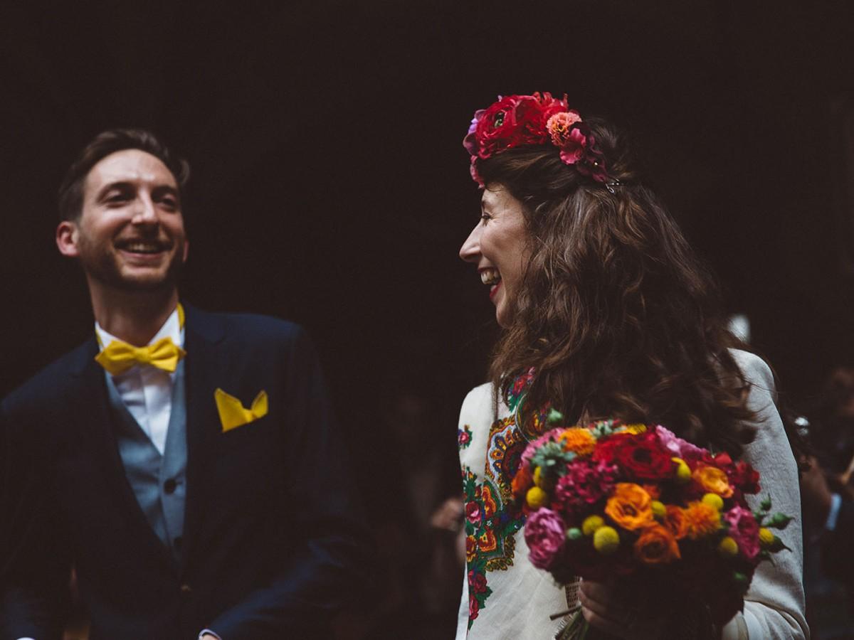Mariage sans stress à Riom