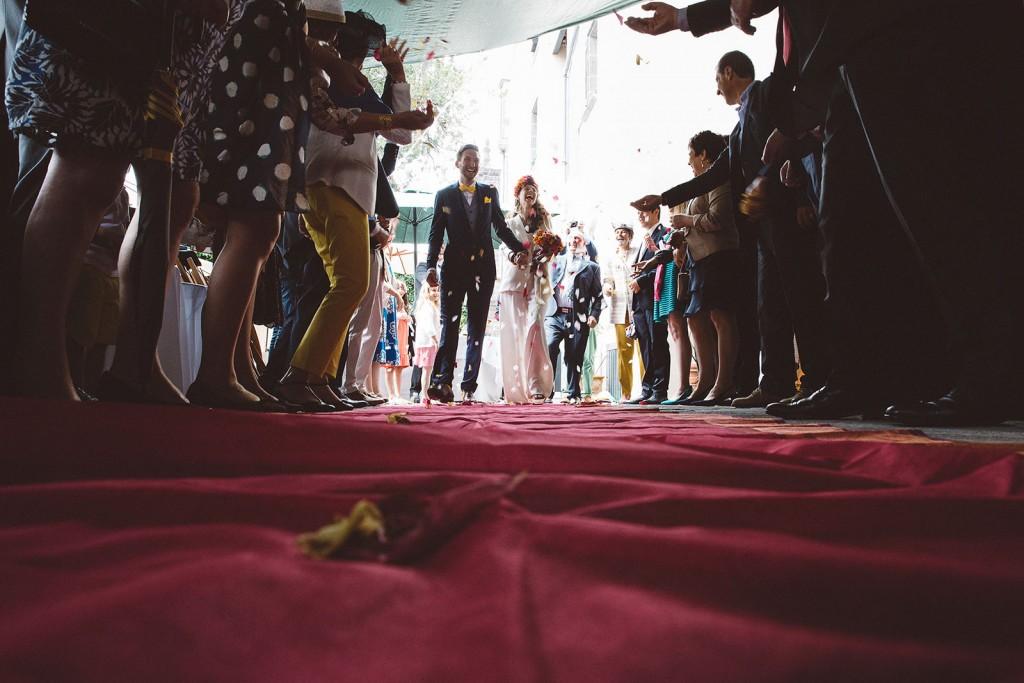Photographe de mariage émotion reportage lyon