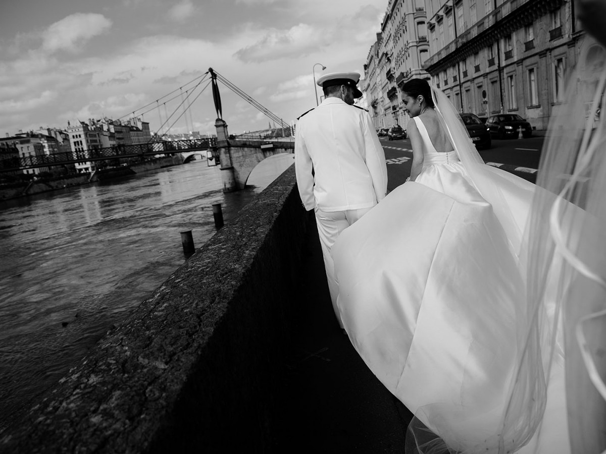 Mariage à Lyon Presqu'île