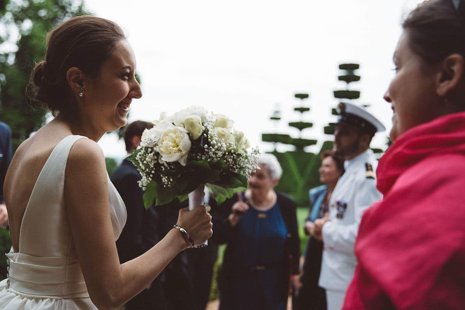 Photographe de mariage Lyon presqu'île château de Pizay