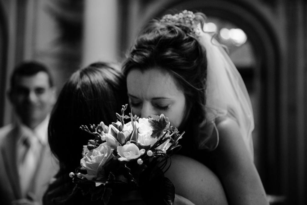 photographe de mariage dans le jura photo cérémonie de mariage émotion villa palladienne