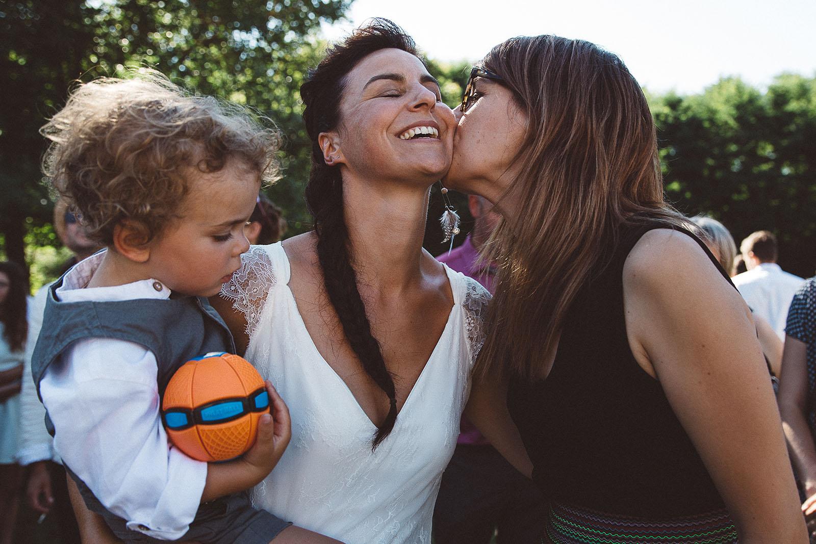 photographe de mariage Saint Etienne émotion joie bonheur