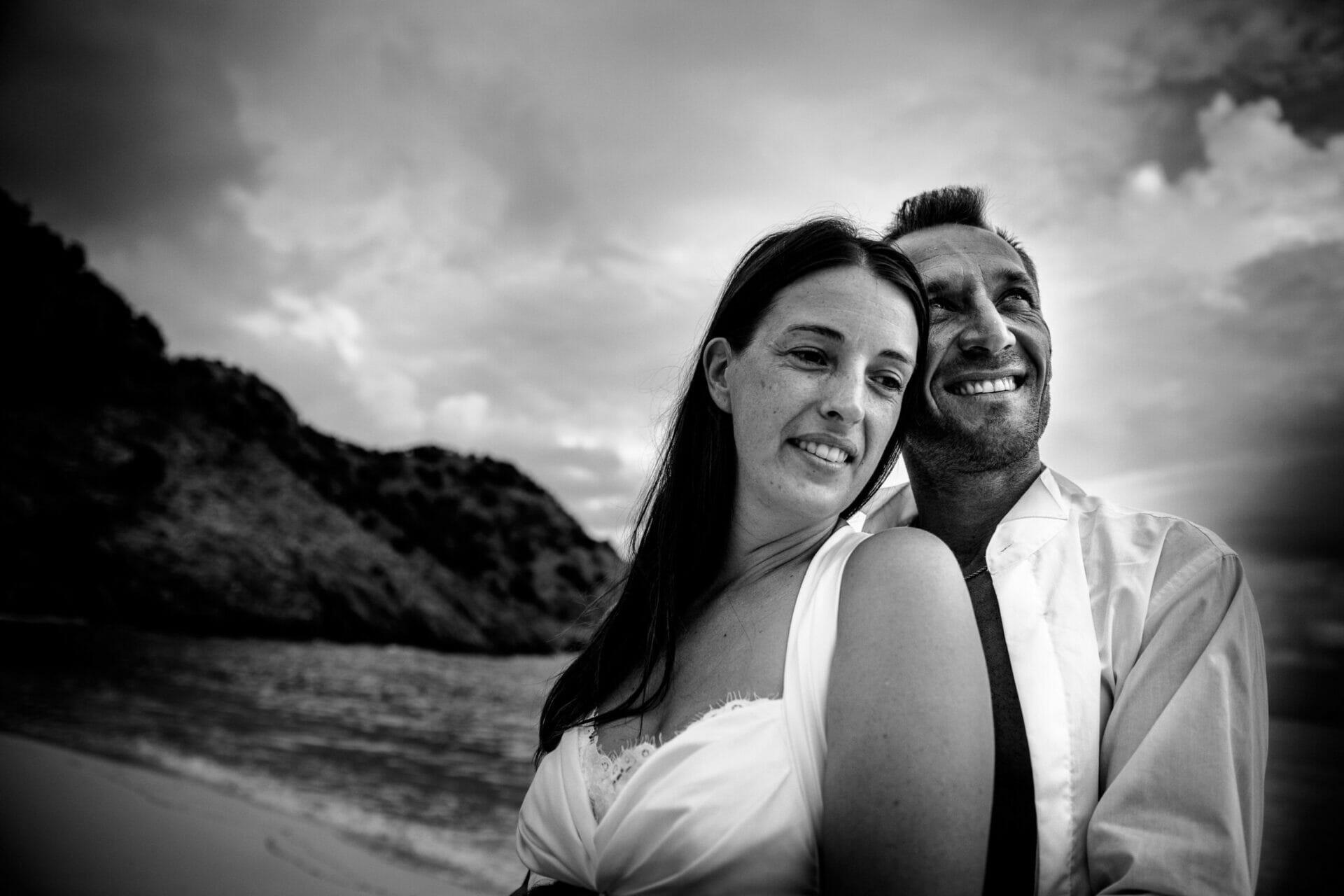 Séance photo mariage day after photo en tenue de marié après le mariage