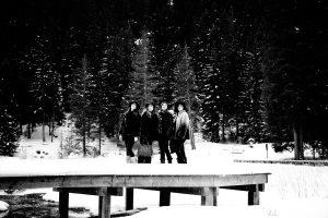 photographe montagne neige courchevel Enterrement de vie de jeune fille - Courchevel Séance photo par Castille ALMA