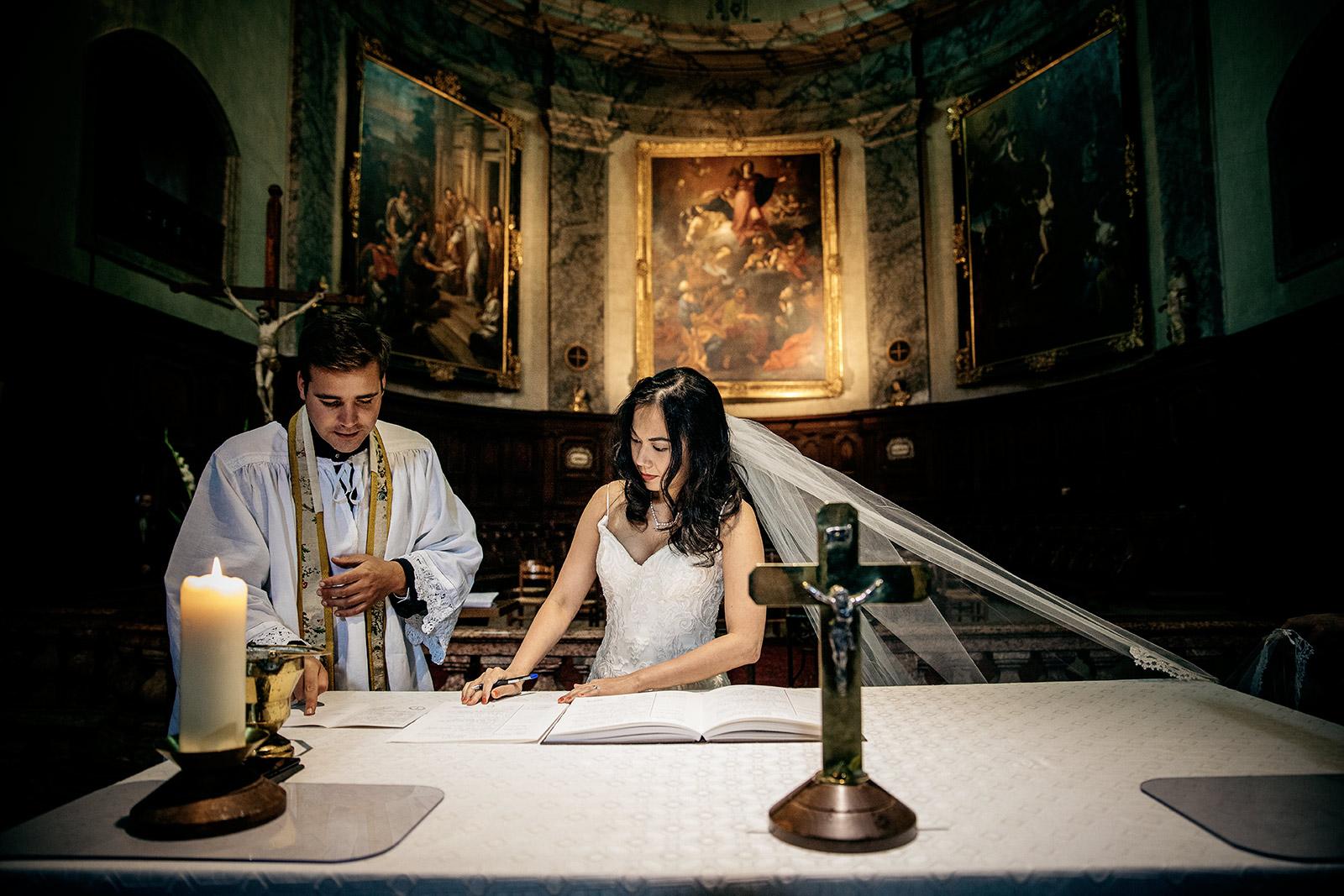 Castille ALMA Photographe de mariage Serre Chevalier Briançon