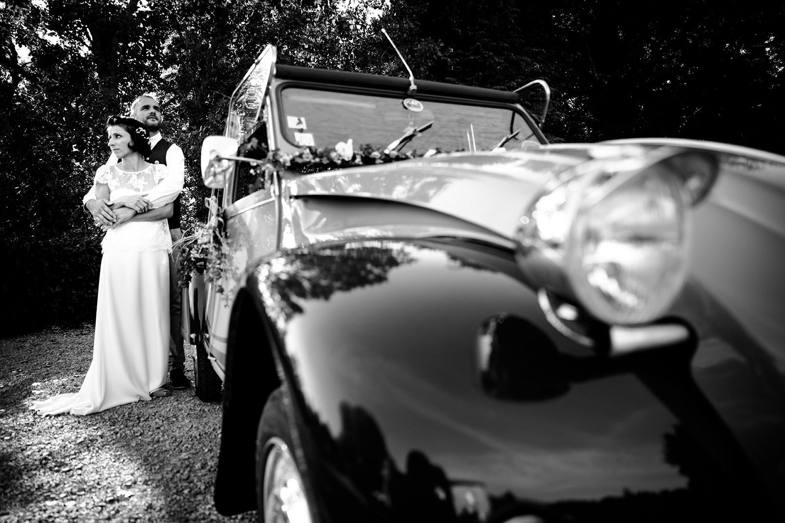 Photographe de mariage château de la Moissetie