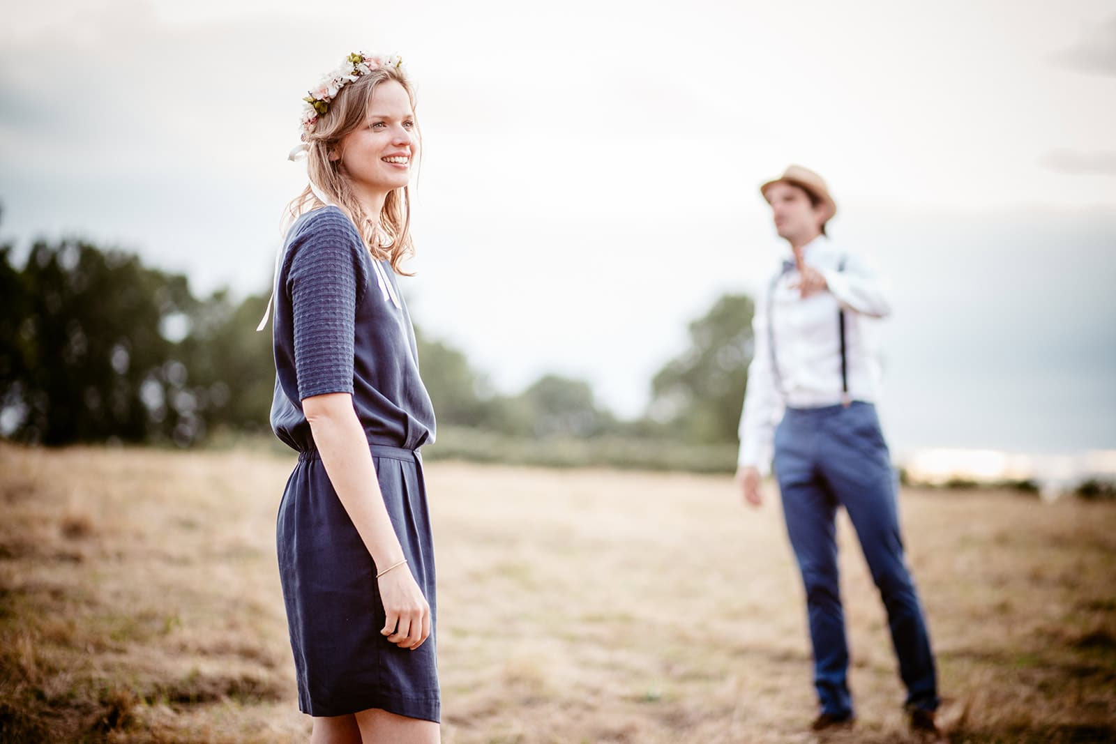 meilleurs avis photographe de mariage Bourgogne Photographe de mariage boho bourgogne Castille ALMA