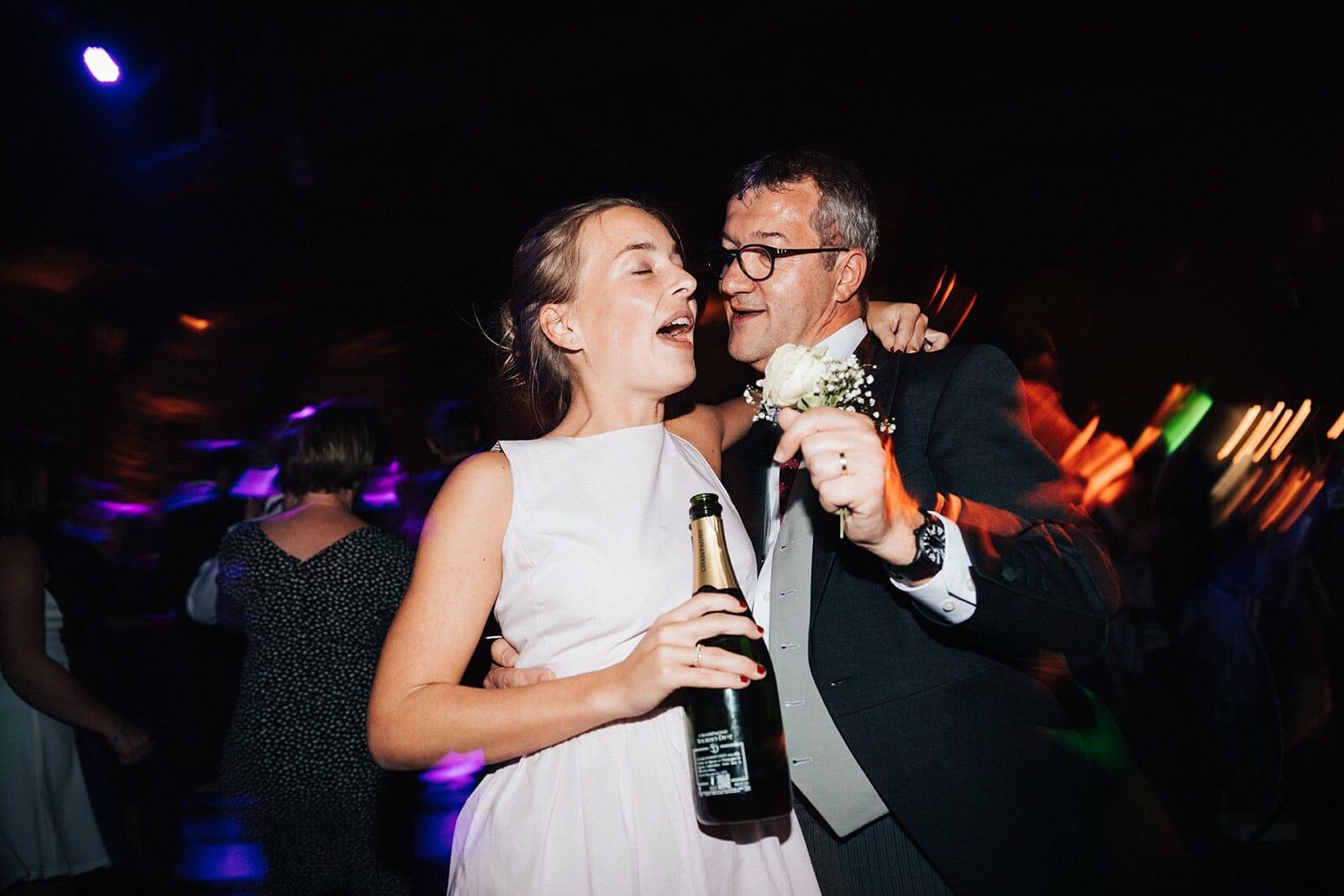 Photographe de mariage chic automne Jarnioux