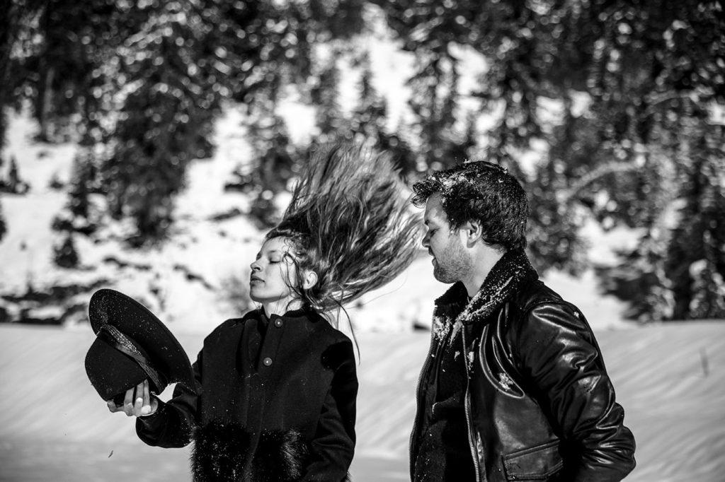 Photographe de mariage Courchevel Mon Blanc Castille ALMA - Love session Lac de rosière