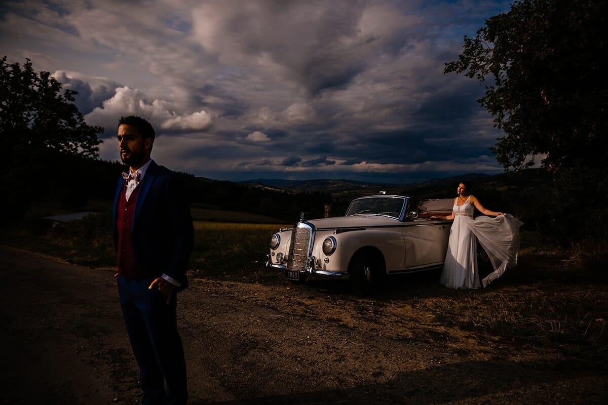 Photographe de mariage à Ouroux