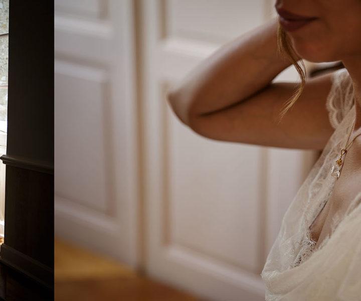 Le choix des bijoux de la mariée