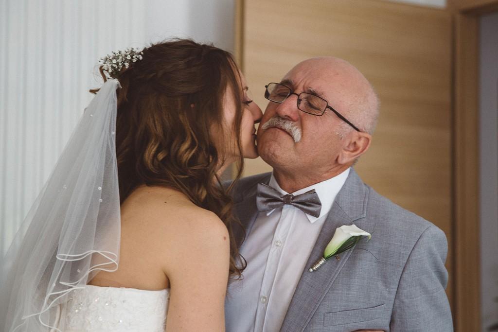 photographe de mariage dans le jura photo émotion