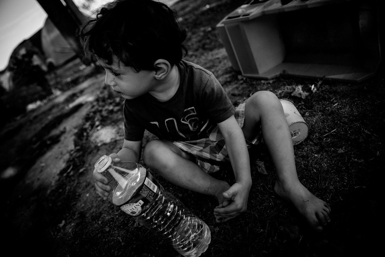 séance photo enfant