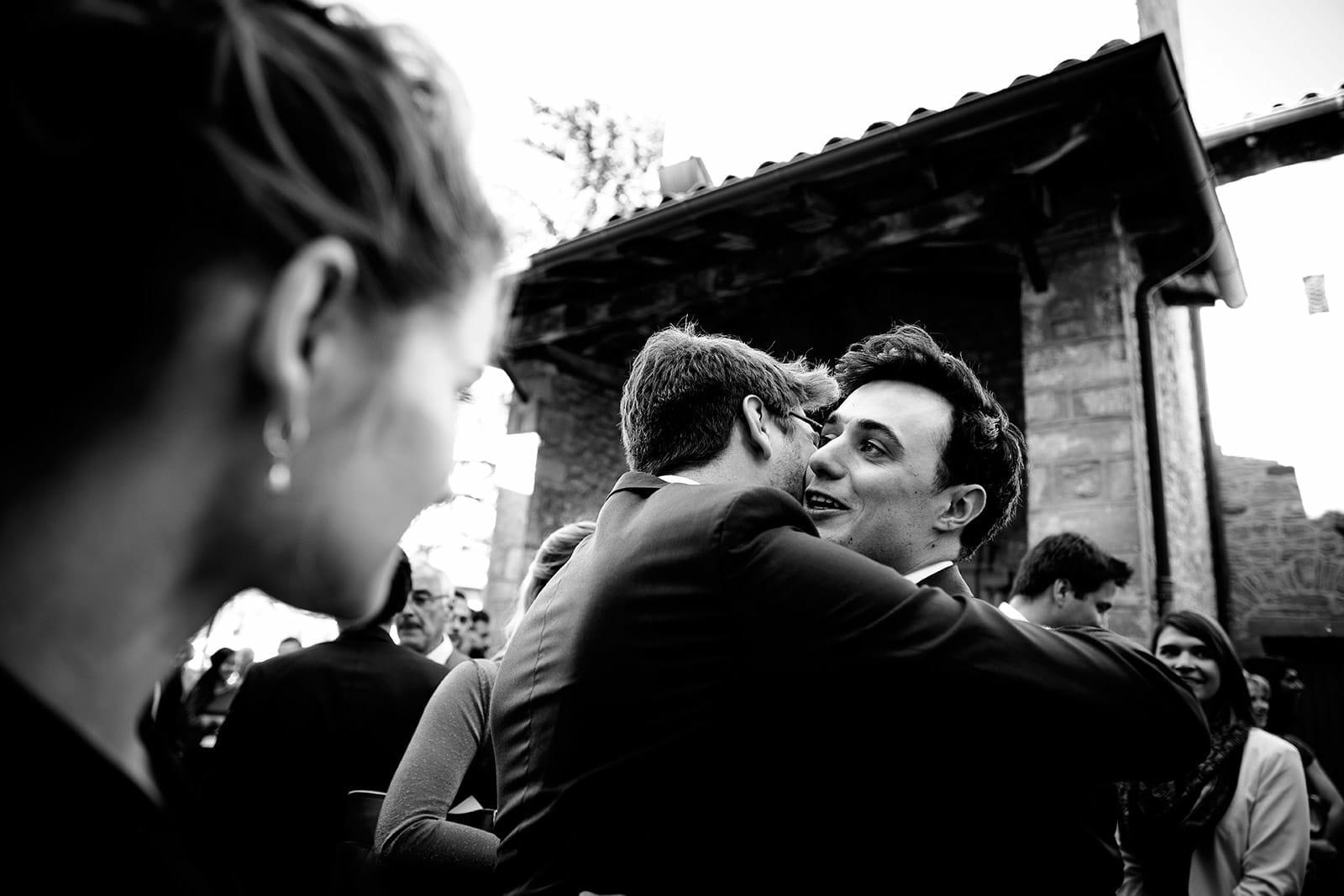 mariage au château de saint trys