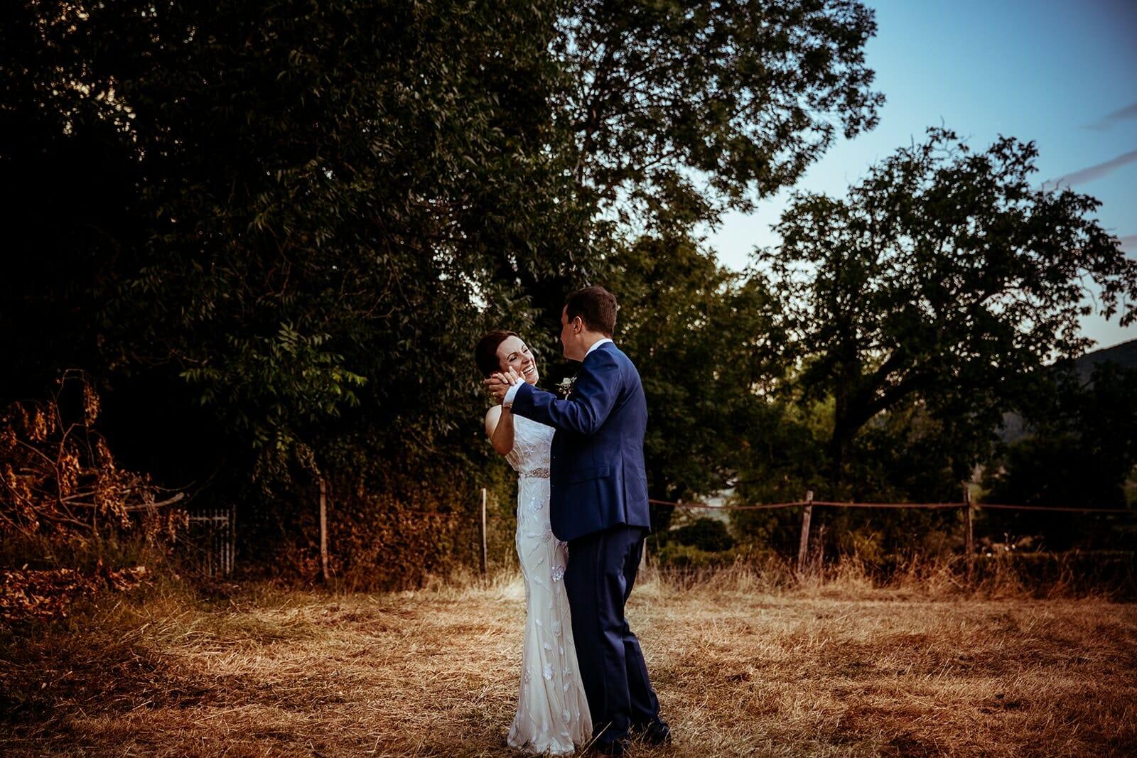 Photographe de mariage à Lantignié Photographe de mariage au château des Vergers