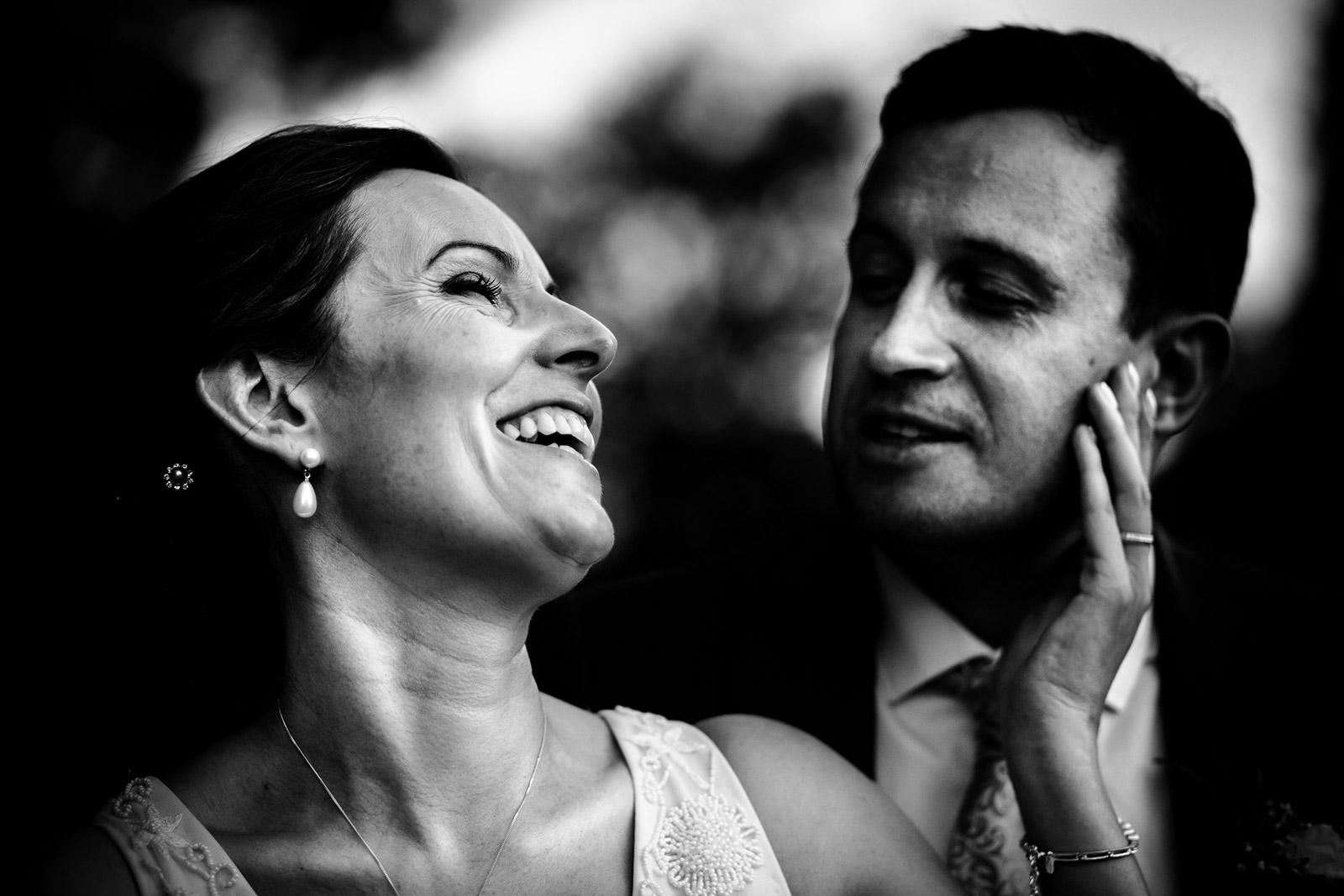 Photographe de mariage au château des Vergers
