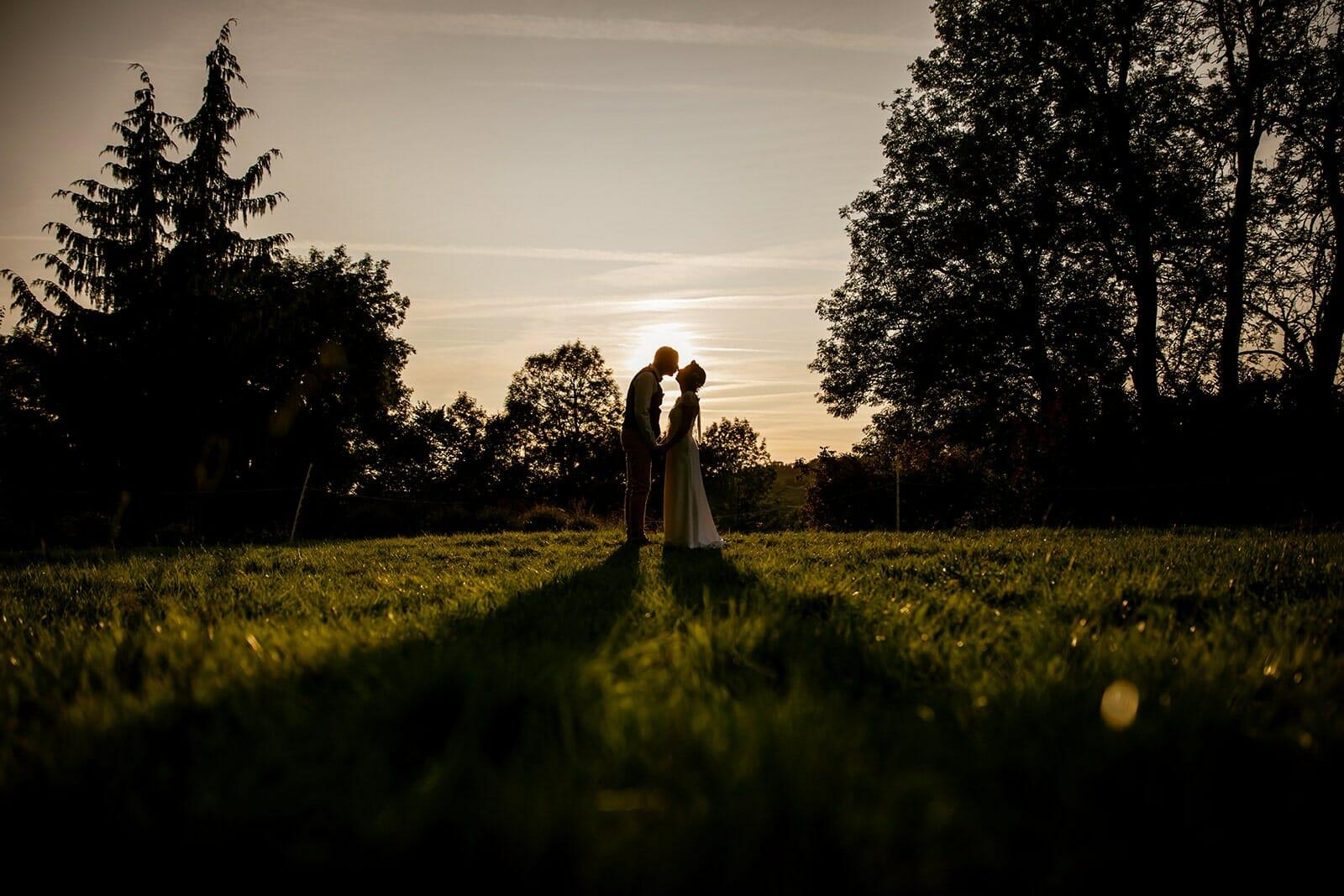 Photographe de mariage champetre Auvergne