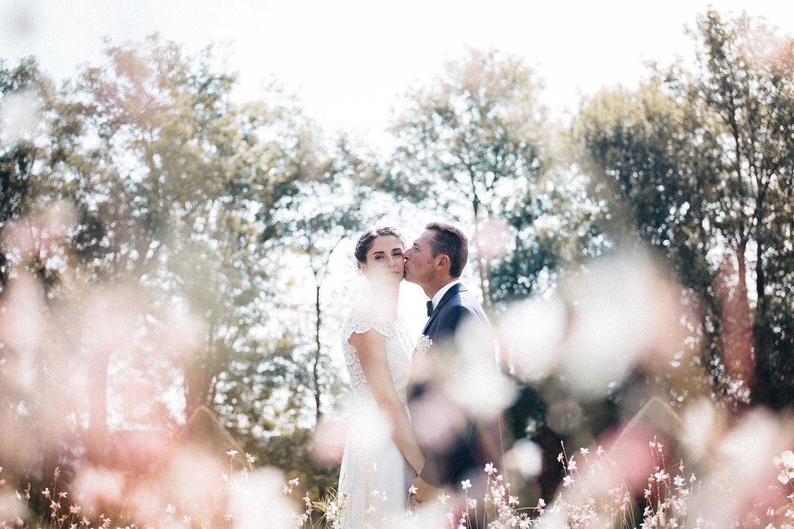 Photographe de mariage château de Portabéraud