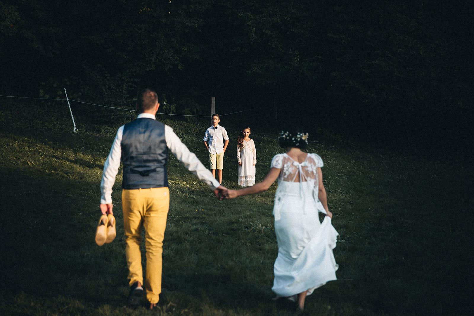 Meilleur avis photographe de mariage Aurillac Photographe de mariage bohème à Aurillac