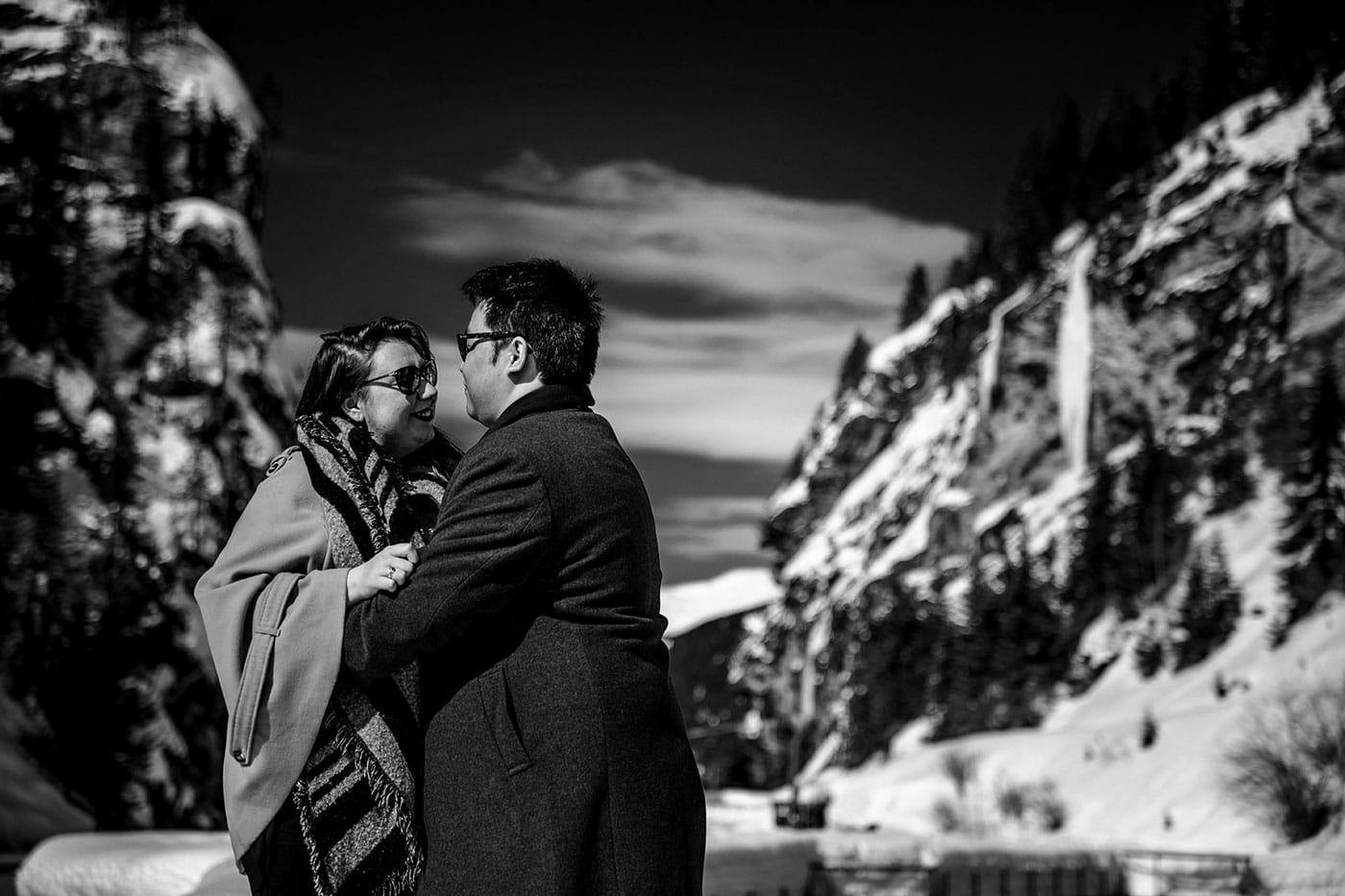 Couple photographer Courchevel Photographe de couple Courchevel