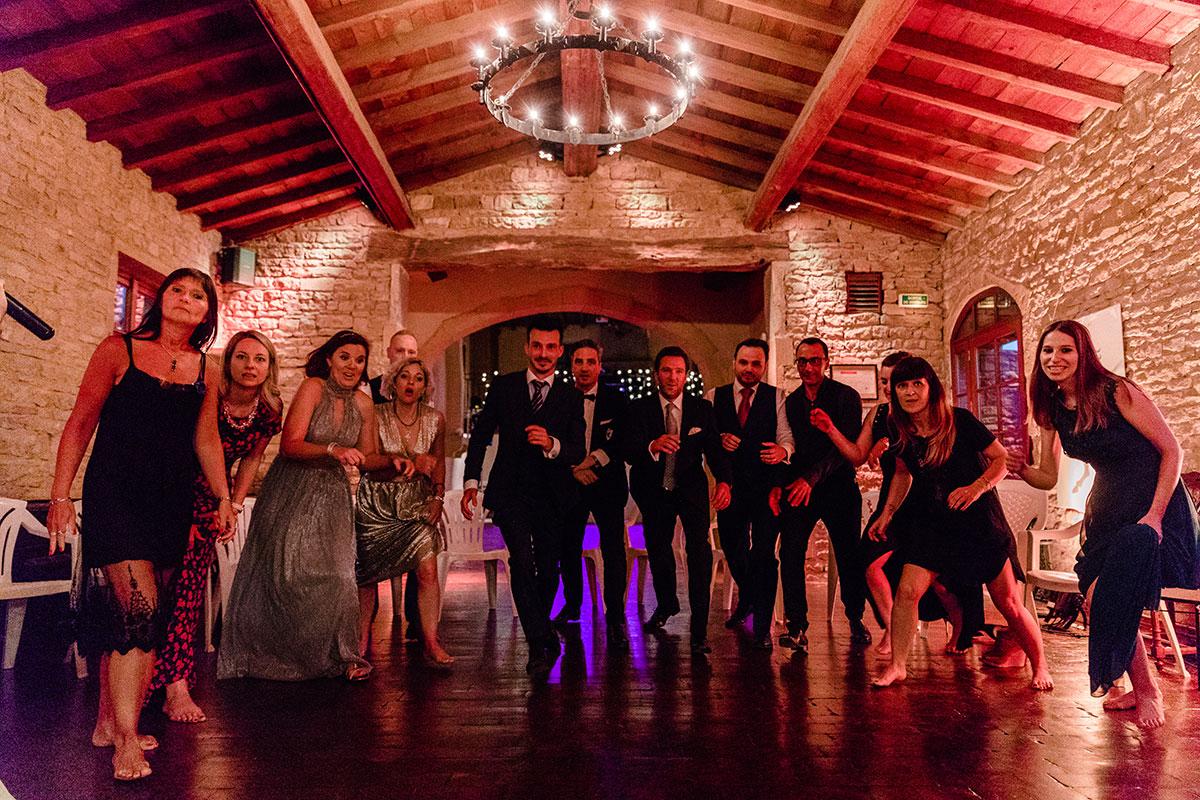 Mariage au Château du Sou Lacenas
