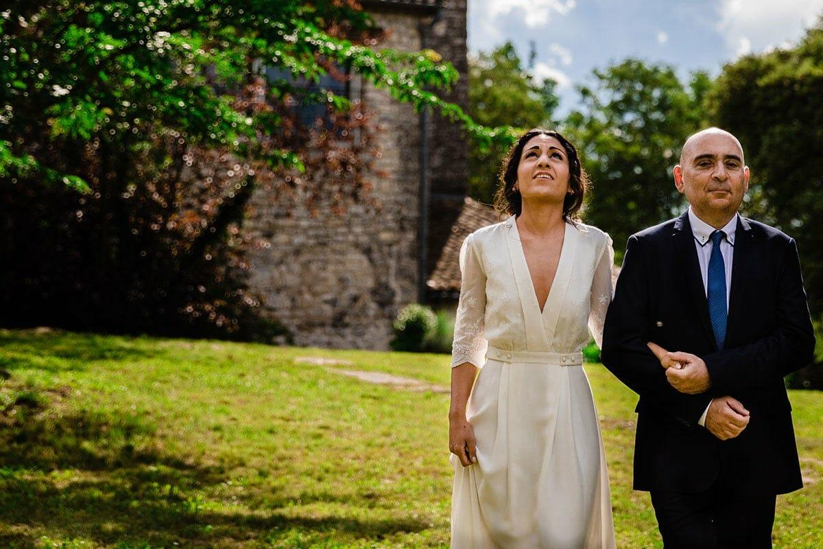 photographe reportage mariage Comptoir Saint Hilaire. Castille ALMA photographe de mariage.