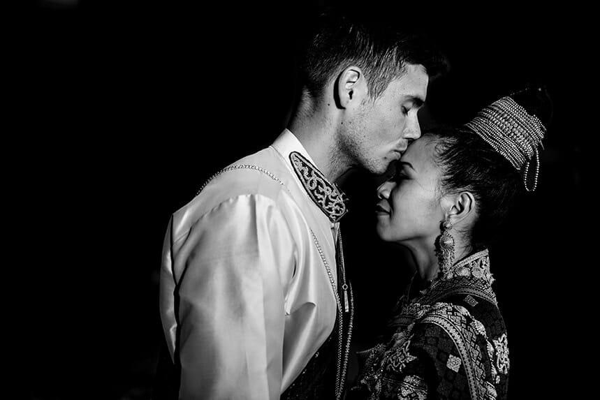 photographe de mariage laotien à Lyon Castille ALMA photographe