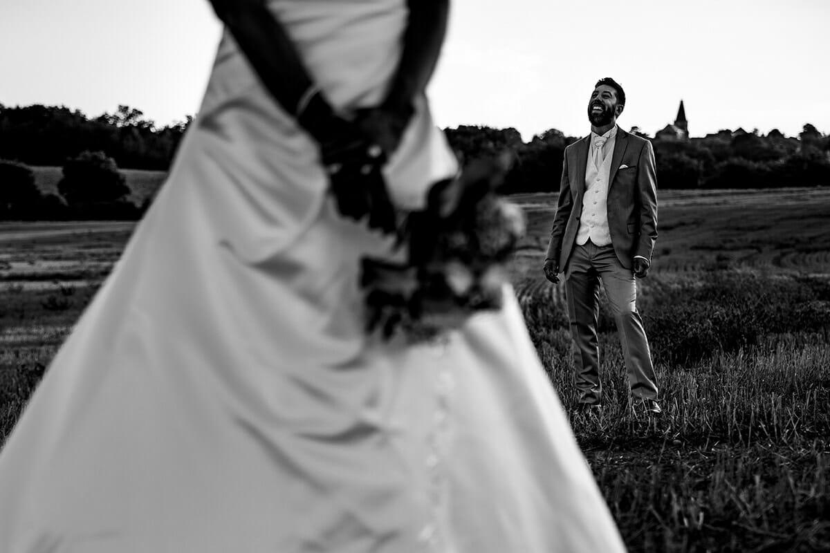 photographe de mariage familial et convivial