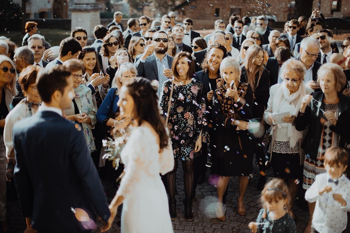 Photographe de mariage au Domaine Morgon la Javernière en automne Castille ALMA meilleur photographe de mariage au domaine de la Javernière.