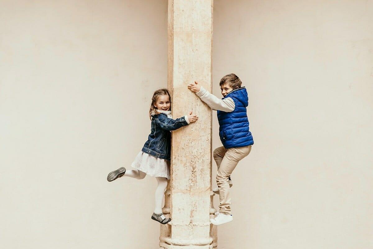 Seance photo enfant. Castille ALMA photographe Lyon.