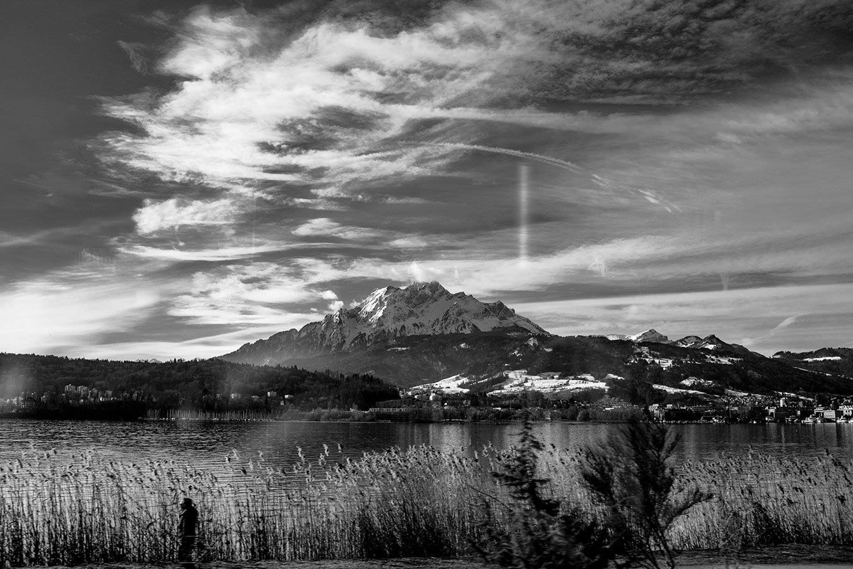 Titlis Lucerne. Voyage février 2029 à Zurich.