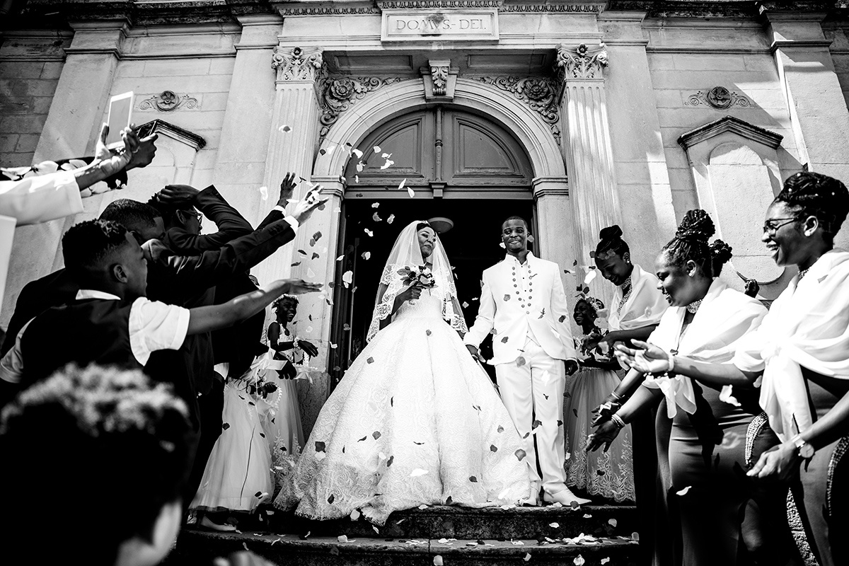 Galerie photographe mariage Lyon.Un peu d'Antilles en métropole. Castille ALMA photographe de mariage Lyon