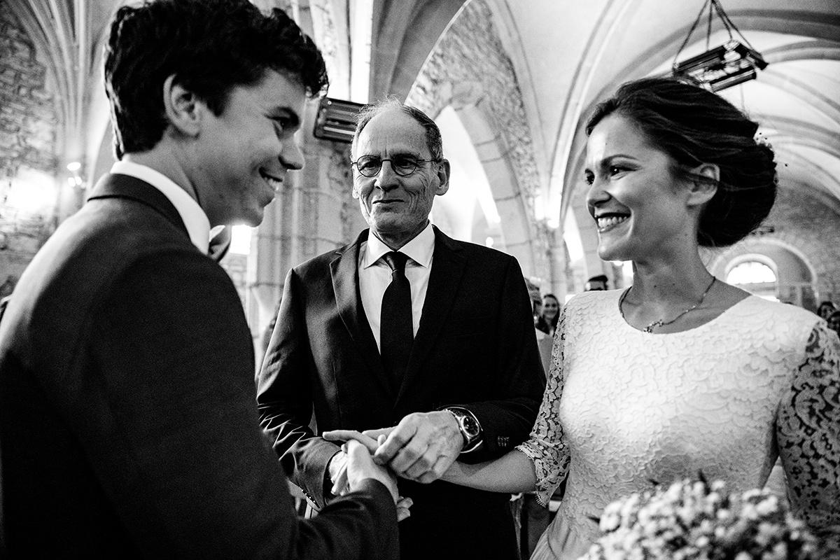Je te donne ma fille ? Castille ALMA photographe de mariage Lyon